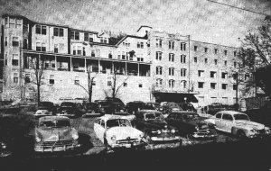 Missouri Excelsior Spings The Ball Sanitarium Building