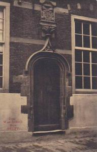 Deur West-Indisch Huis, DELFT, South Holland, Netherlands, 00-10s