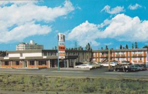 Sandman Inn , PRINCE GEORGE , B.C. , Canada , 40-60s