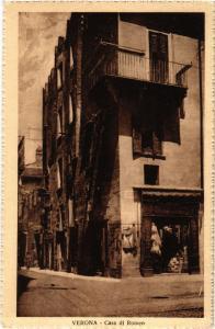 CPA VERONA Casa di Romeo . ITALY (448607)