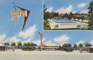 South Carolina Orangeburg Edisto Motel