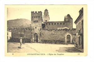 Luz-Saint-Sauveur , France, L'Eglise des Templiers , 00-10s