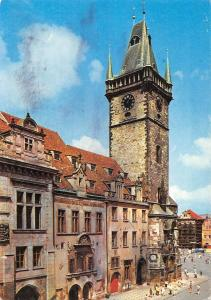 BT13614 Praha kizni strana staromestske radnice s bidobami      Czech   Republic