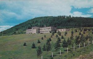 Closed Retreat House of the Oblate Fathers,  Edmundston,  N.B.,  Canada,  40-60s
