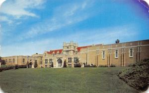 Dixon Illinois~High School~Sprawling Campus Grounds~1954 Sumner Wilson, Butler