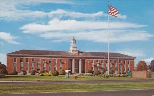 Marine Corps Base Headquarters, CAMP LEJEUNE, North Carolina, 40-60's
