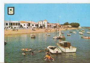 Postal 032886 : Huelva. Playa de Punta Umbria. Vista parcial