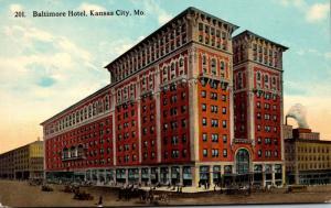 Missouri Kansas City The Baltimore Hotel