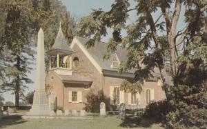 USA, Christ Church, Dover, DEL, unused Postcard