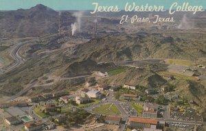 EL PASO , Texas , 1956 ; Texas Western College