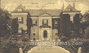Huize Doorn Doorn Netherlands 1925