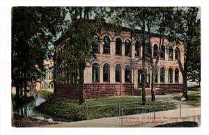 ILLINOIS, PU-1915; Laboratory Of Applied Mechanics, University of Illinois