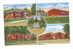 5-views, Marion, Indiana, PU-1954