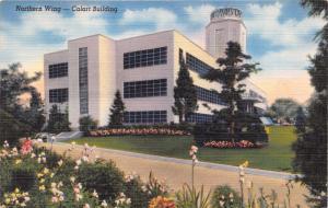 PROVIDENCE RHODE ISLAND NORTHERN WING~CALART BUILDING POSTCARD c1940s