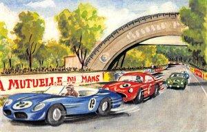 Auto Race Car, Racing Unused