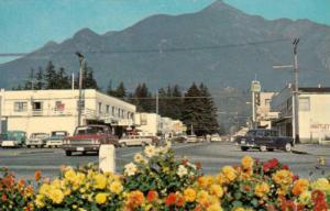 Scenic view, Hope,B.C.,Canada,40-60s