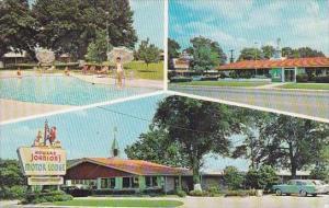 South Carolina Allendale Howard Johnsons Motor Lodge &  Restaurant