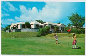 Golf, Horizons & Cottages, Paget, Bermuda
