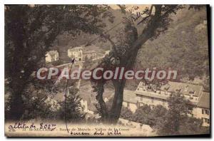Postcard Old Route De St Nectaire Murols Vallee De La Couze