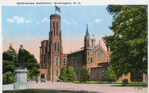 DC - Washington, Smithsonian Institution