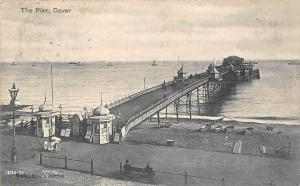 England Dover, The Pier, Valentine's Day 1905