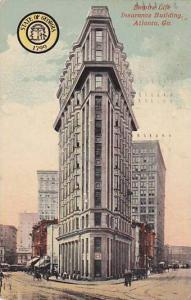Empire Life Insurance Building, Atlanta,  Georgia, PU-1912