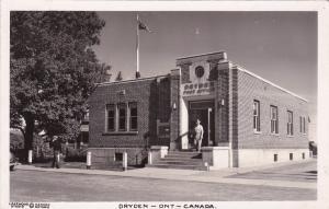 RP: ONTARIO, Canada, PU-1949; Dryden Post Office