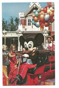 The Chief Firemouse at Disney World