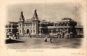 CPA Le TRÉPORT Le Casino Municipal (416098)