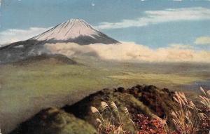 Japan Mt. Fuji scene from Panorama Park