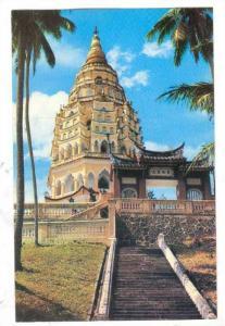 Ayer Itam Pagoda, Penang,  Malaysia, 40-60s