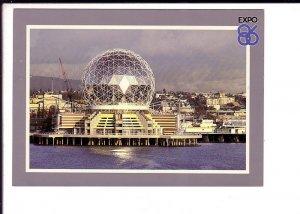 Expo Centre, Expo 86 Vancouver, British Columbia,