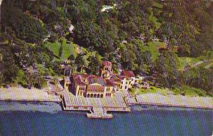 Aerial View Ringling Residence Sarasota Florida