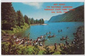 Boy Scout 7th Nat Jamboree, Fattagut State Pk ID