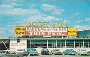 Vermont Brattleboro Factory Store Leather Goods sk5268