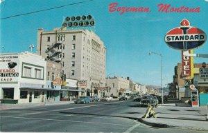 BOZEMAN , Montana, 1950-60s ; Main Street