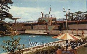 Nuffield Swimming Pool Singapore Unused