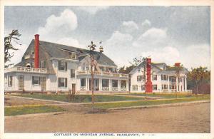 Michigan Cottages on Michigan Avenue, Charlevoix