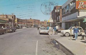 Rue St-Germain (l'ouest) , RIMOUSKI , Quebec , Canada , PU_1970