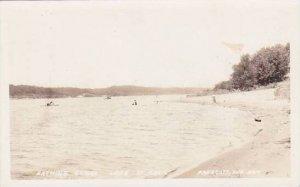Wisconsin Prescott Bathing Beach Lake St Croix Real Photo