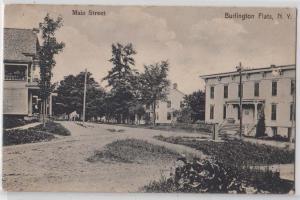 Main St. Burlington Flats NY