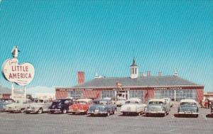 Covey's Little America Travel Center Granger Wyoming