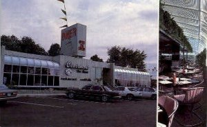 Clairmont Diner in Clifton, New Jersey