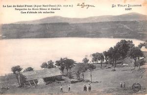 France Le Lac de Saint Front  Le Lac de Saint Front