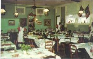 Old Southern Tea Room, Vicksburg, Mississippi, 40-60s