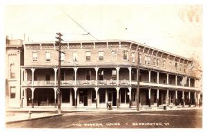 Vermont  Bennington , Putnam House, Hotel   ,  RPC