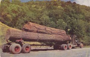 Log Truck,40-60s