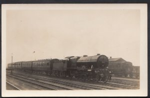 Transport Postcard - Trains - Locomotive No 6101 - DC644