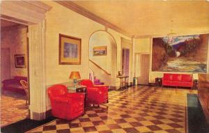 7705  NY  Canajoharie  Beech-Nut Hotel   The Lobby