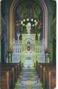 Wisconsin Milwaukee Chapel Of Perpetual Adoration Scholl Sisters Of St Francis